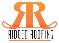 ridged roofing contractors logo